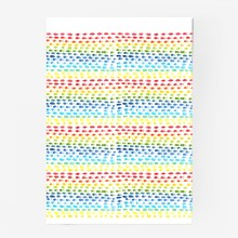 Watercolor abstract seamless pattern multicolor bright background. design element2