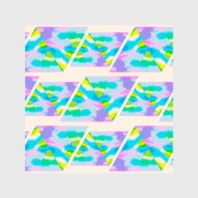 Color abstract pat 01