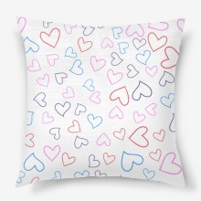 Heart color pattern 02