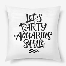 Lets party aquarius style 02
