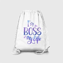 The boss 12
