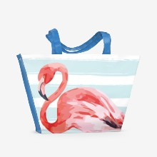 Flamingo set 03