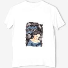 Aquarius medieval girl