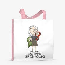 Mother of dragons 2kids 01