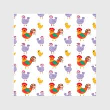 Pattern kury mal 01 01