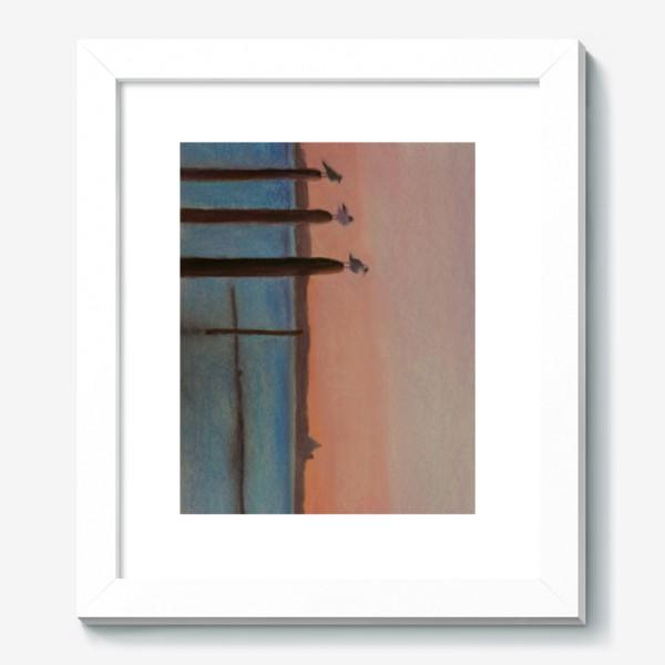Картина «Венеция. Чайки»