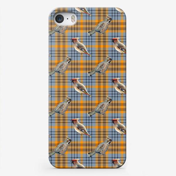 Чехол iPhone «Птички в клетке»