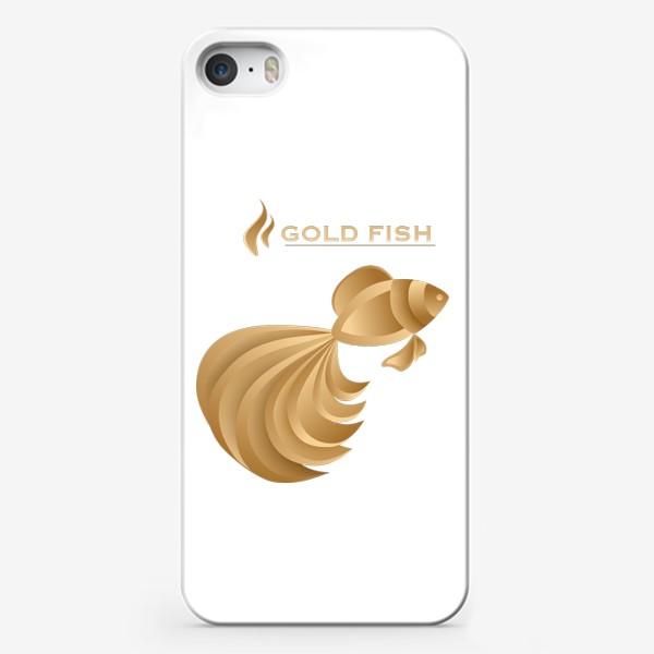 Чехол iPhone «Gold Fish»