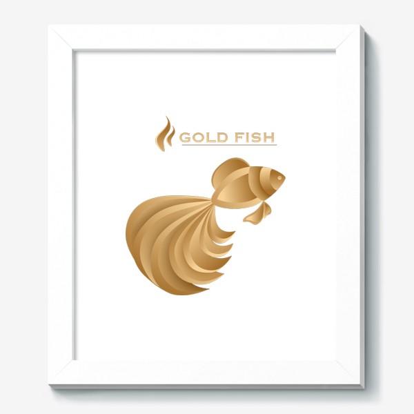 Картина «Gold Fish»