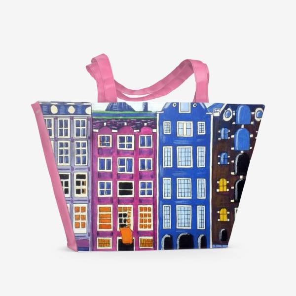 Пляжная сумка «Амстердам»