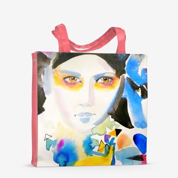Сумка-шоппер «Разноцветная»