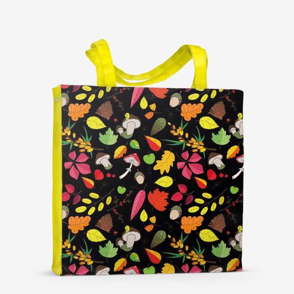 Сумка-шоппер «Осень»