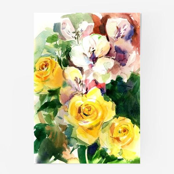 Постер «Flowers»