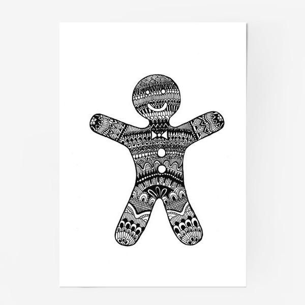 Постер «Cookie boy»