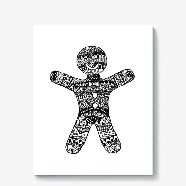 Холст «Cookie boy»