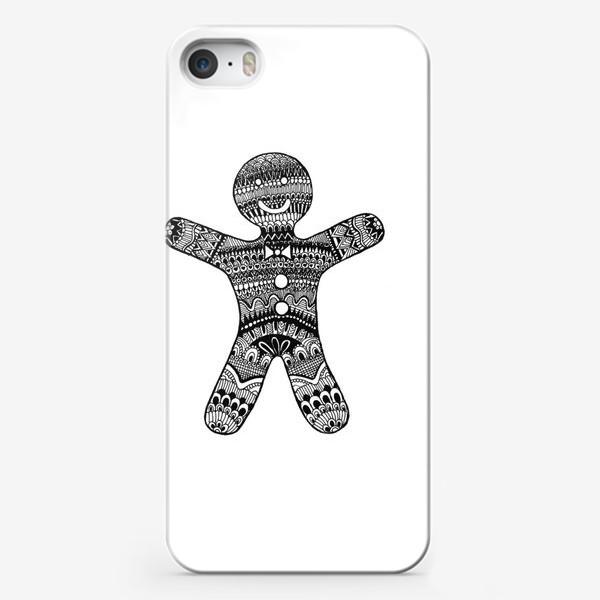 Чехол iPhone «Cookie boy»