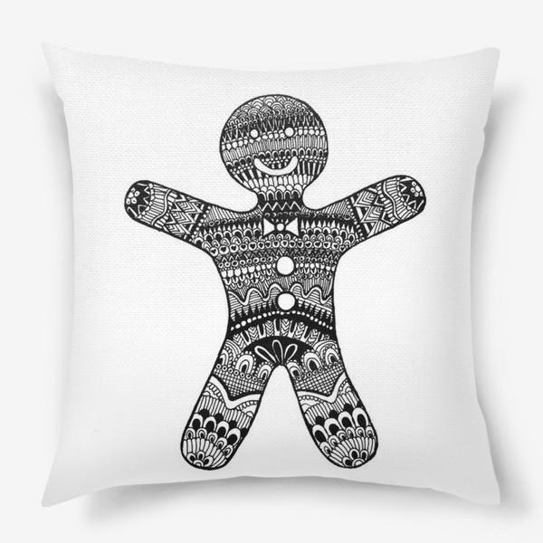 Подушка «Cookie boy»