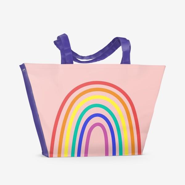 Пляжная сумка «Positive»