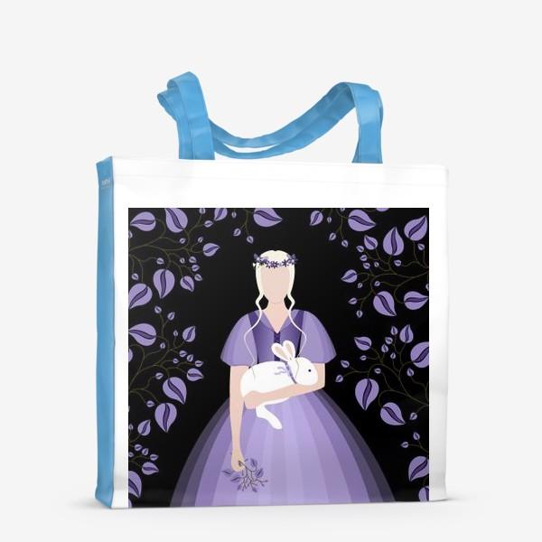 Сумка-шоппер «Lavender Prinsess»