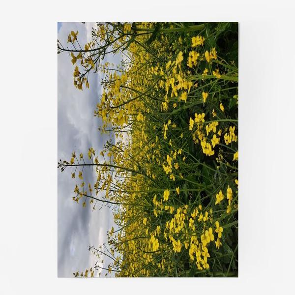 Постер «Cloudy Meadow»