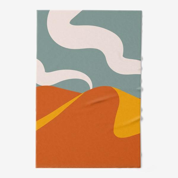 Полотенце «Абстрактная пустыня»