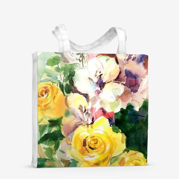 Сумка-шоппер «Flowers»