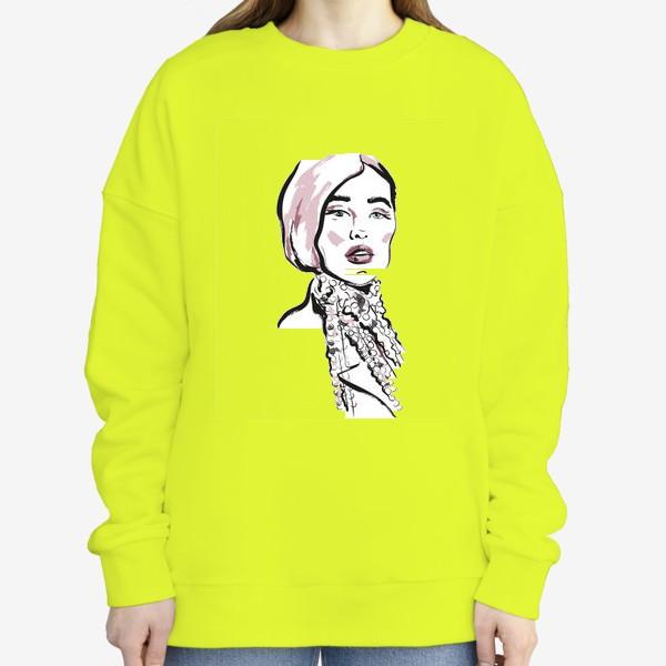 Свитшот «Fashion | Девушка 2»