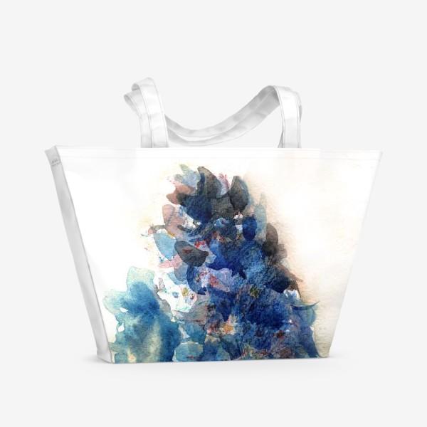 Пляжная сумка «Гиацинт»