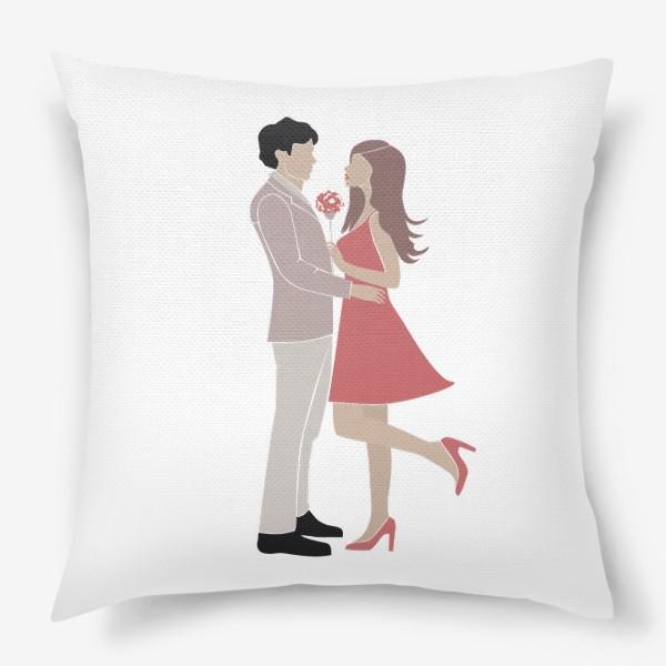 Подушка «Lovers 2»
