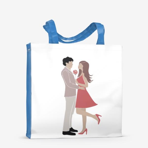 Сумка-шоппер «Lovers 2»