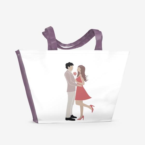 Пляжная сумка «Lovers 2»