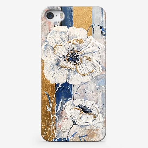 Чехол iPhone «Живописные цветы»