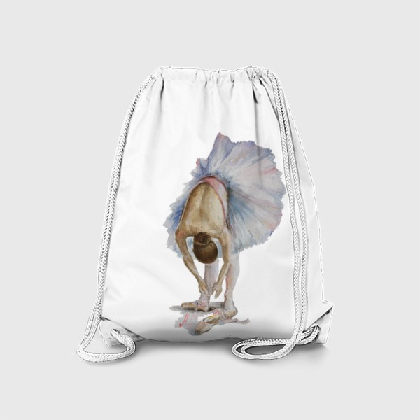 Рюкзак «Танцуй. Балерина в пачке »