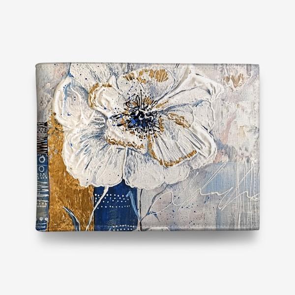 Кошелек «Живописные цветы»