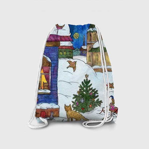 Рюкзак «Зимняя сказка»