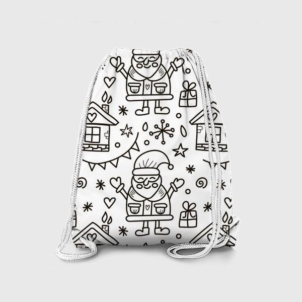 Рюкзак «Санта»