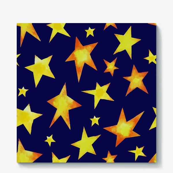 Холст «Звезды на небе»