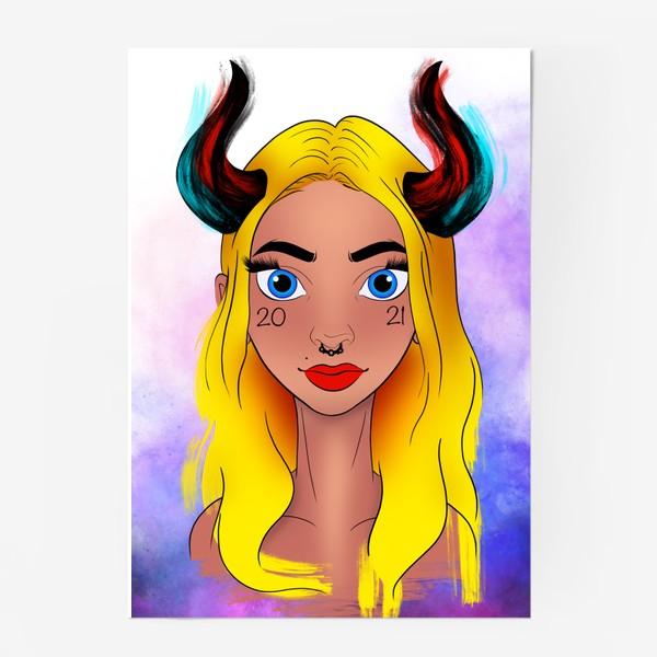 Постер «Символ года»