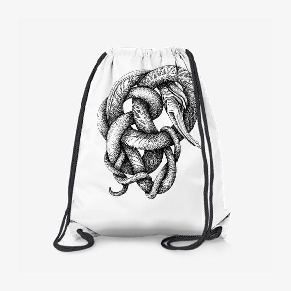 Рюкзак «Заплетун обыкновенный»