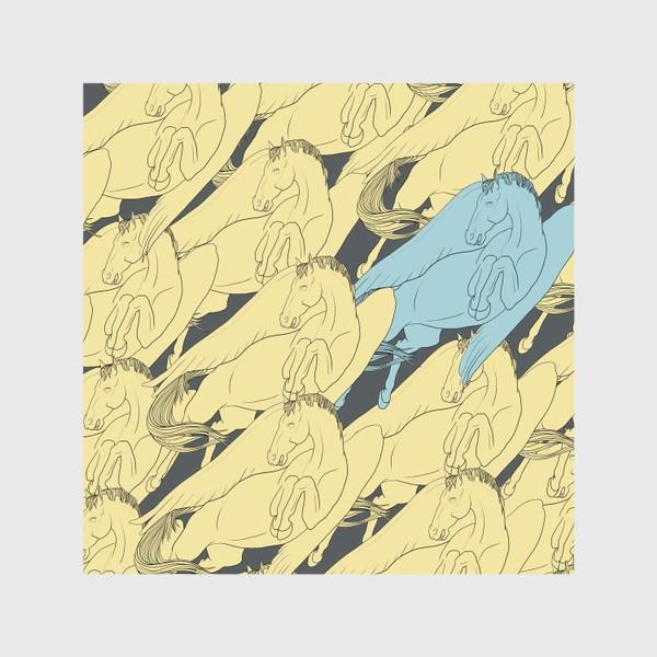 Скатерть «Blue one»