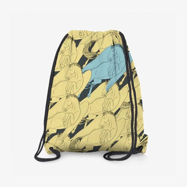 Рюкзак «Blue one»
