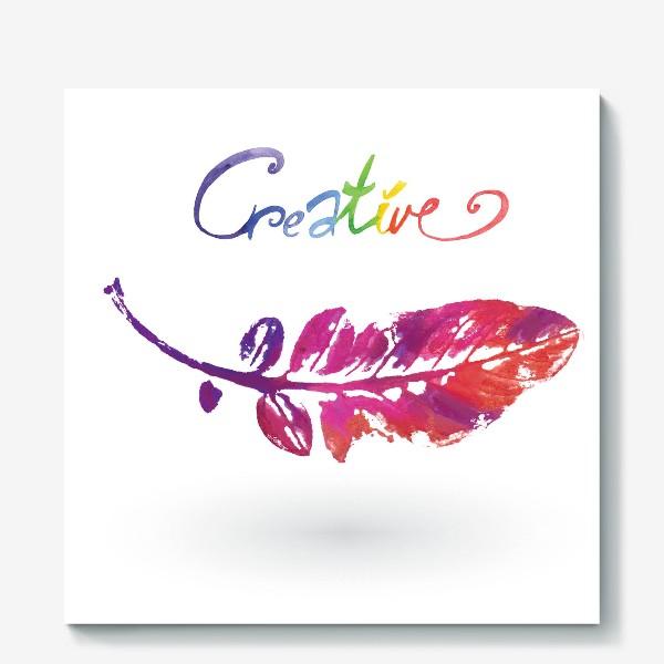 Холст «Creative»