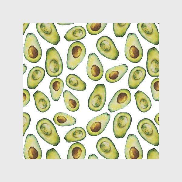 Скатерть «Акварельные авокадо»