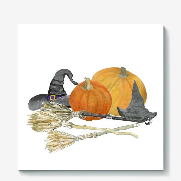 Холст «Хэллоуин »