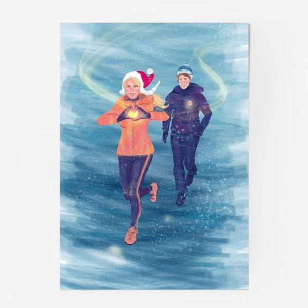 Постер «Беги за добро»