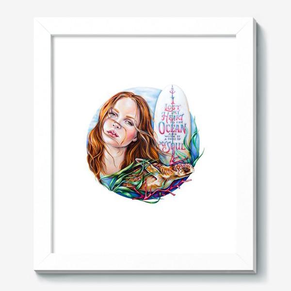 Картина «Surfing dream»