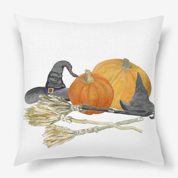 Подушка «Хэллоуин »