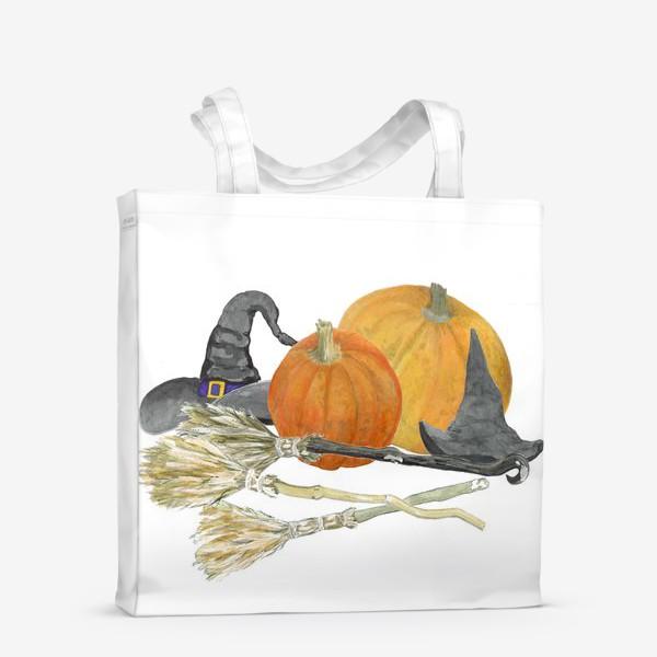 Сумка-шоппер «Хэллоуин »