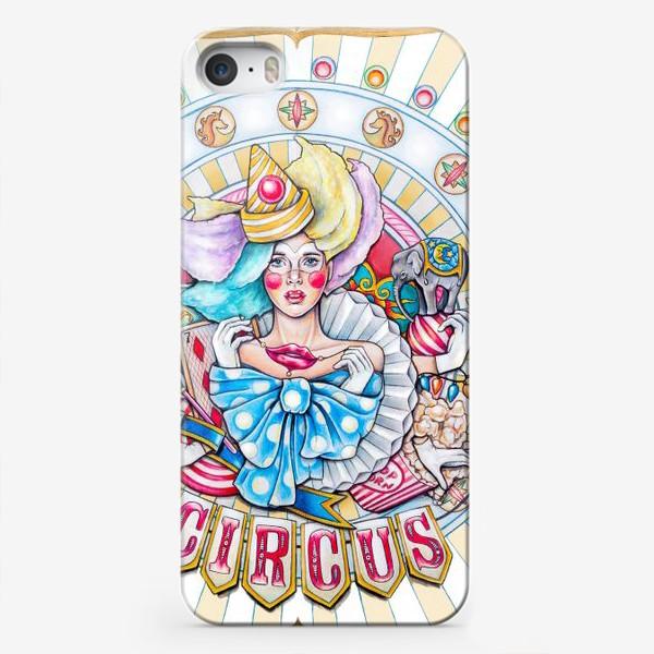 Чехол iPhone «Circus»