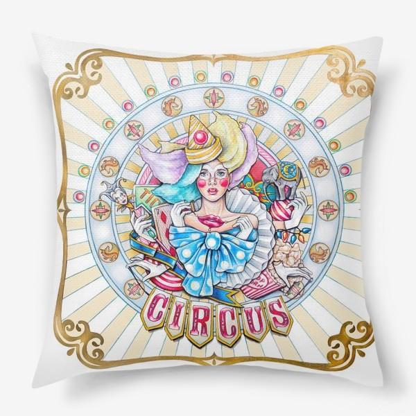 Подушка «Circus»